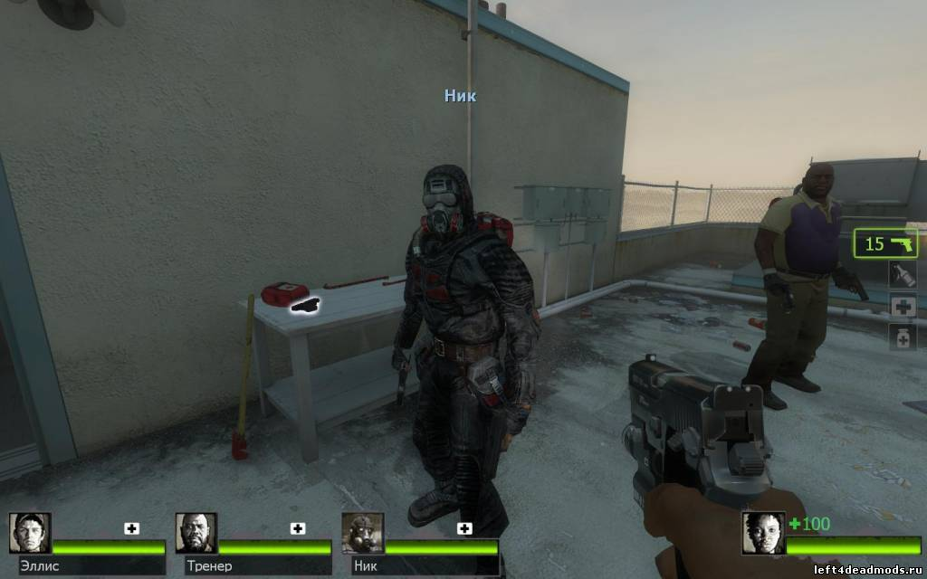 minecraft карта апокалипсис зомби
